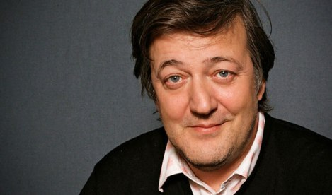 Stephen Fry gets his very own asteroid!